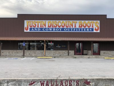 Justin Boots / City of Justin TX